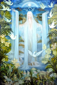 PRIESTESS:GODDESS OF THE WATER:OCEANS