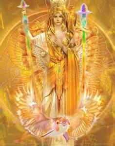 GOLDEN GODDESS:DOLHIN_n